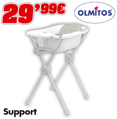 Olmitos support baignoire