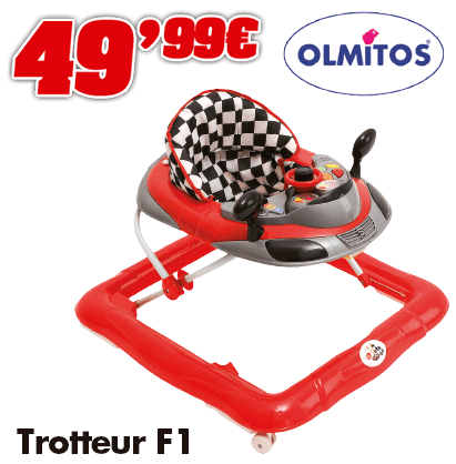 Olmitos trotteur F1