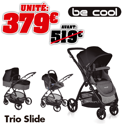 Be cool Trio Slide