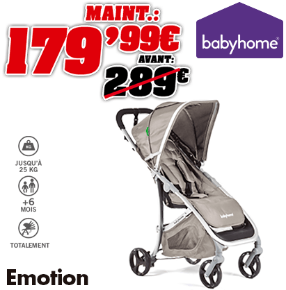 Babyhome Emotion