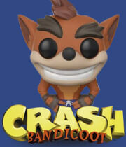 Funko Pop Crash Bandicoot