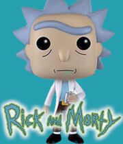 Funko Pop Rick & Morti