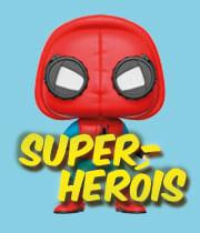 Funko pop super herois