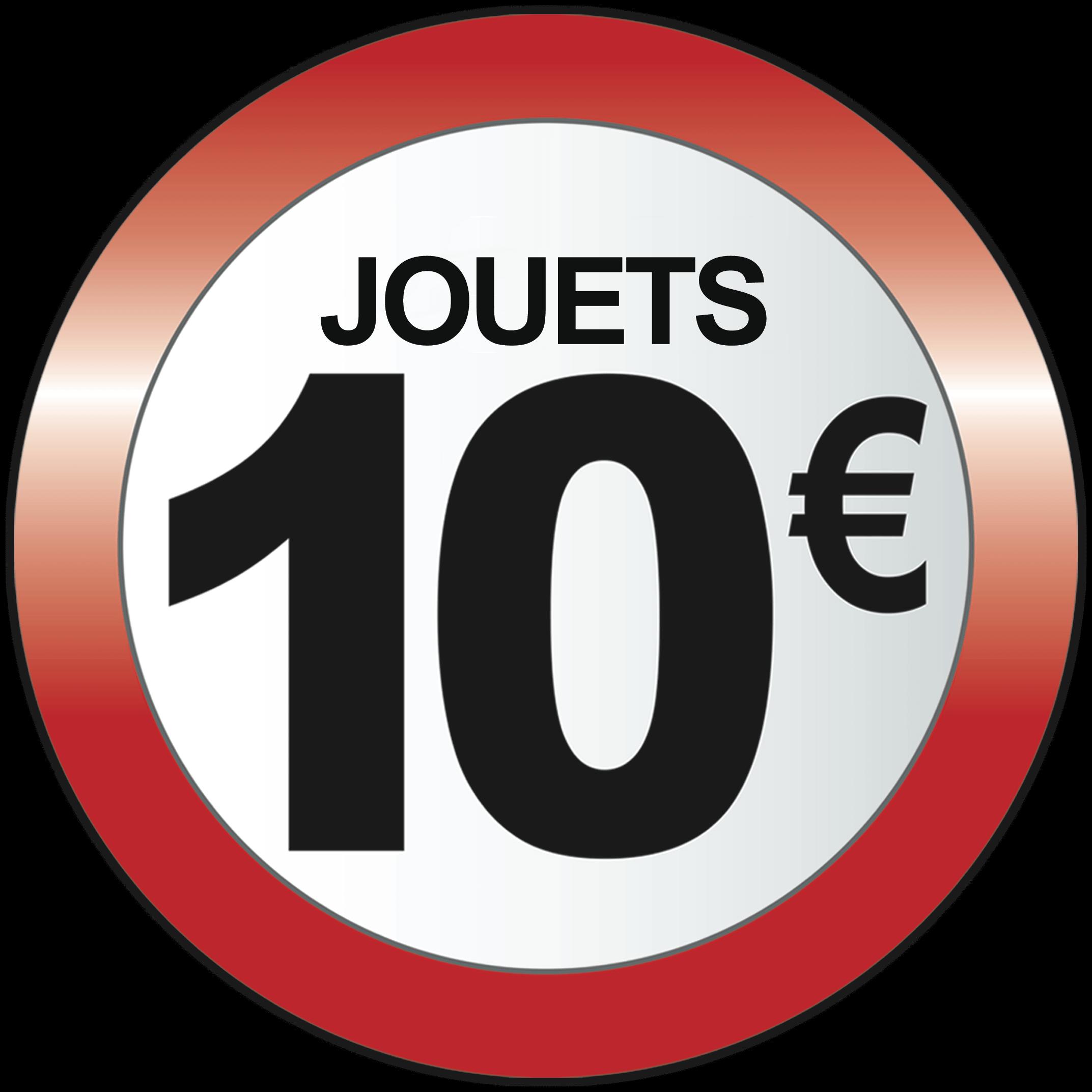 Jouets 10€