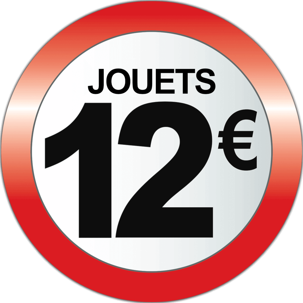 Jouets 12€