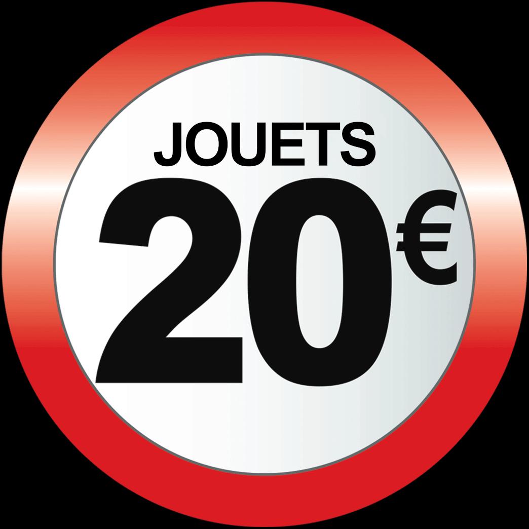 Jouets 20€