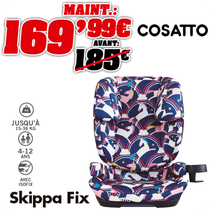 Cosatto Skippa Fix