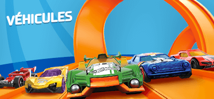 Vehícules Hot Wheels