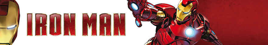 Jouets d'Iron Man